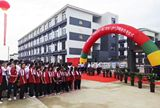 Linyang assisted Sihong Meihua Central Primary School in the completion of its new campus.